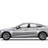 Audi A4 2019 года.