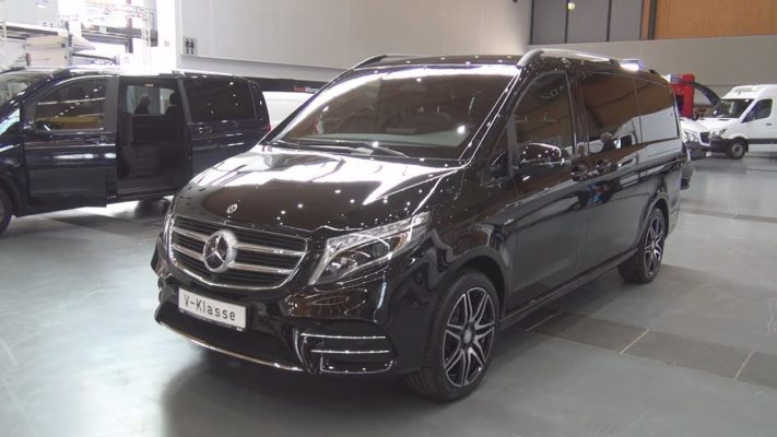 Mercedes-Benz V250 D