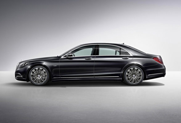 Продам Mercedes-Benz W 222.