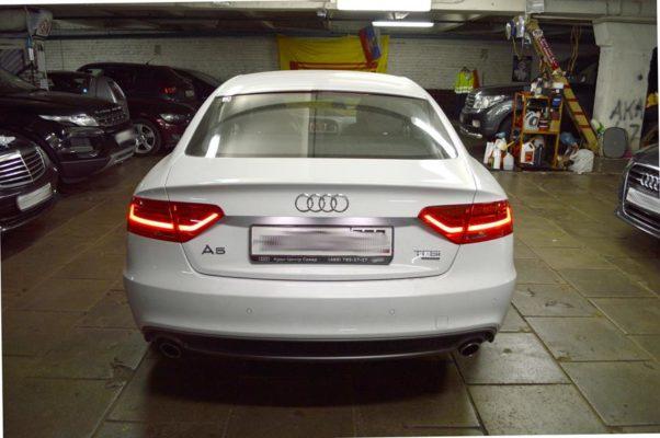 Аренда Audi A5 в Москве